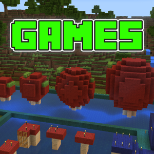 Mini Games for Minecraft PE (Minecraft Games) app