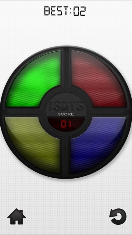iSays Free - Simon Says Classic Color Memory Game screenshot-0