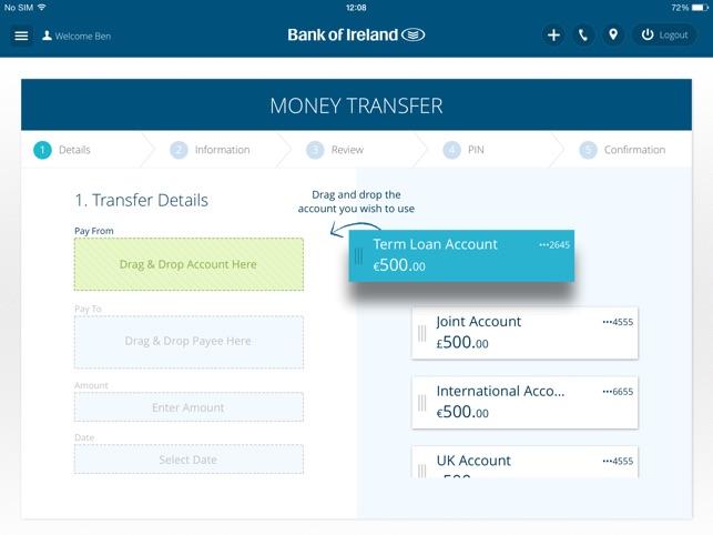 bank of ireland 365 online logout