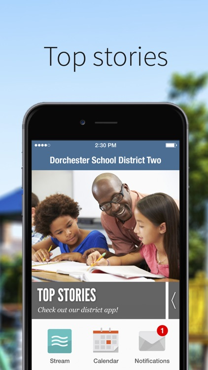 Dorchester School District Two screenshot-0