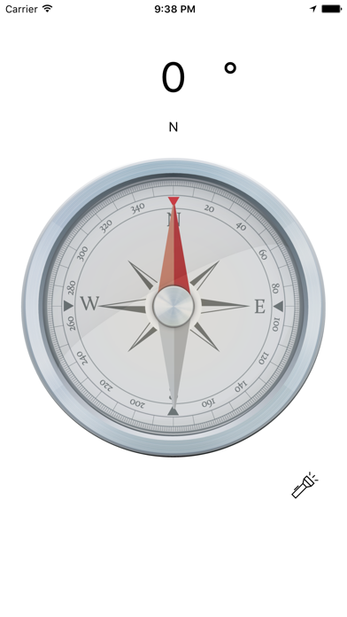 Compass Flashlight