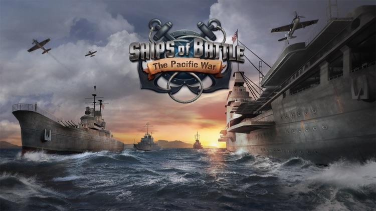 Ships of Battle: The Pacific screenshot-4
