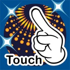 Touchでドドン!! - 無料花火ゲーム icon