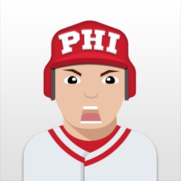 Philadelphia Baseball Stickers & Emojis