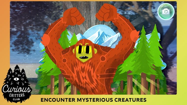 Curious Critters: DiscoveryAR screenshot-1