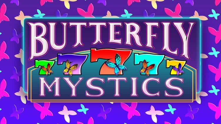 Slot Machine - Butterfly Mystics
