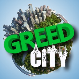 Greed City - The Real World Tycoon Monopoly Game
