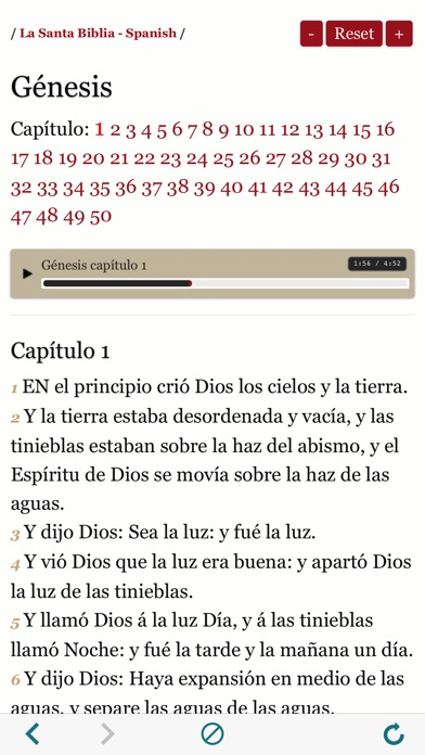 Spanish bible easy to use bible audio book app by thawatchai spanish bible easy to use bible audio book app fandeluxe Image collections