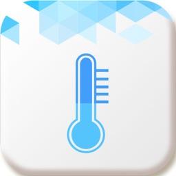 温度云标签