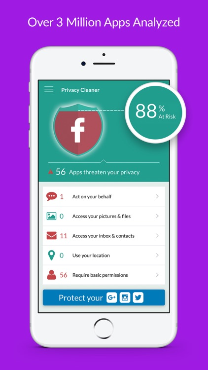 MyPermissions Privacy Cleaner screenshot-4