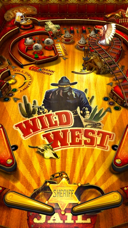 Wild West Pinball screenshot-2
