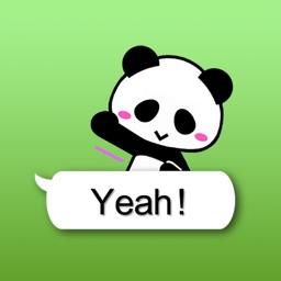 Little Panda Stickers