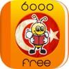 6000単語 – トルコ語とボキャブラリーを無料で学習