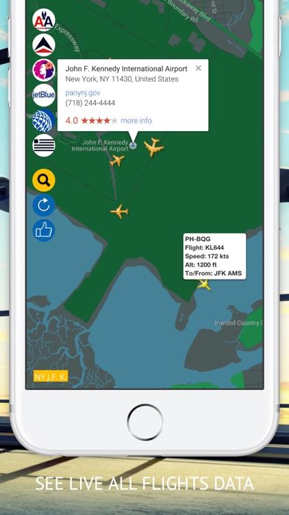 Air USA Free - Live Flight Tracking & Status