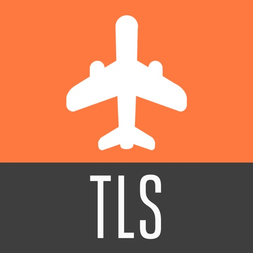 Toulouse Travel Guide and Offline City Street Map