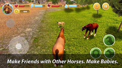 Magic Horse Quest screenshot 3