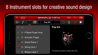 Screenshot #2 pour SampleTank