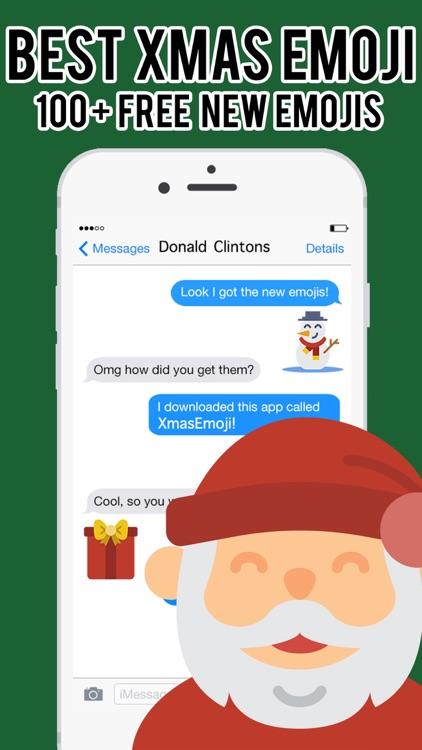 XmasEmoji - Christmas Emojis Stickers Keyboard Pro