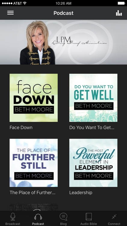 Living Proof with Beth Moore screenshot-2