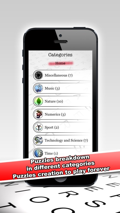 iCruciPuzzle screenshot-3