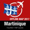 Martinique Tourist Guide + Offline Map