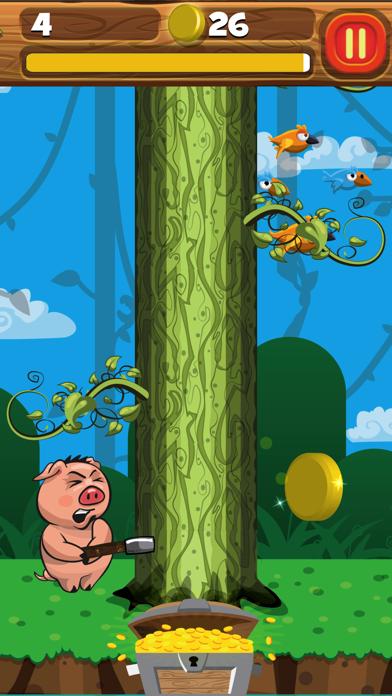Jack's Beanstalk screenshot two