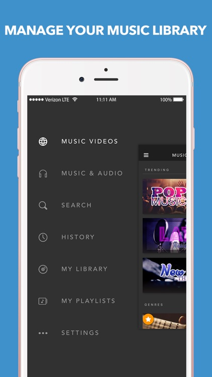 Musitube - Unlimited Videos & Music for YouTube screenshot-3
