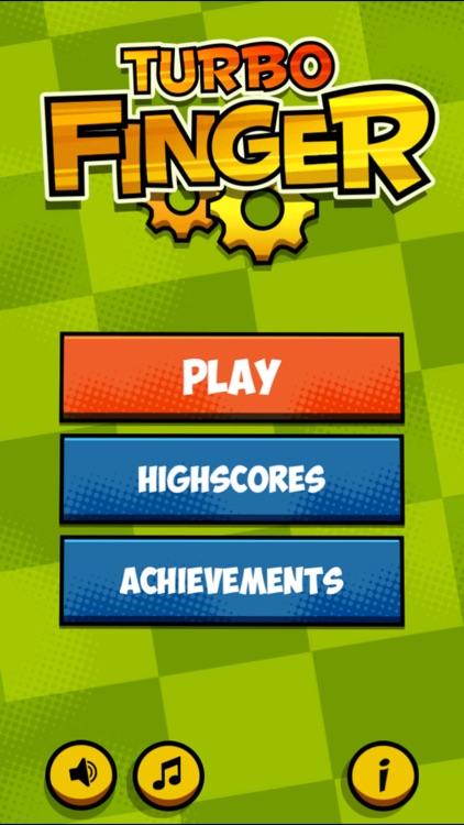 Turbofinger Arcade Racing screenshot-3