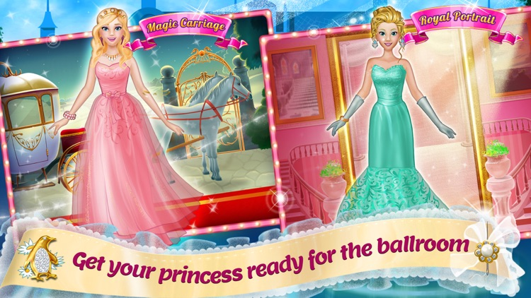 Design It! Princess Fashion Makeover: Outfit Maker screenshot-4