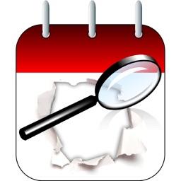 Calendar Hole Finder