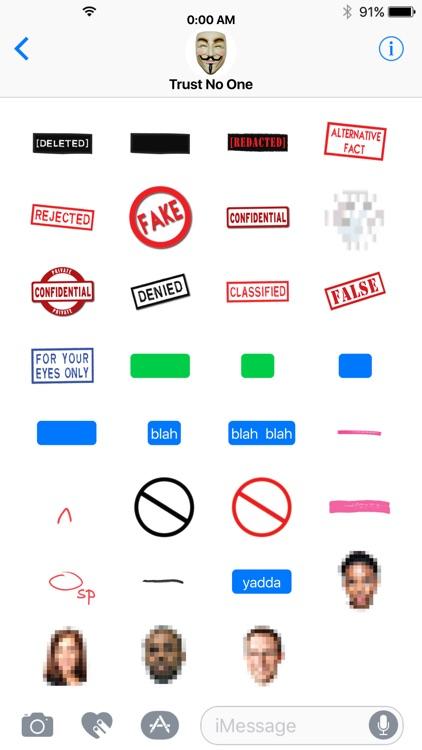 Redacted, Edited, Censored by Emoji Fame