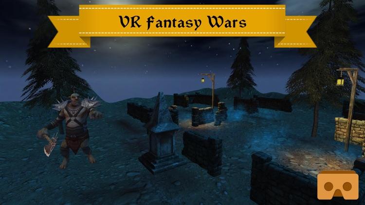 VR Fantasy Wars for Cardboard