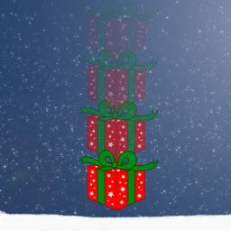 Santa Present Drop - Endless Side Scroller