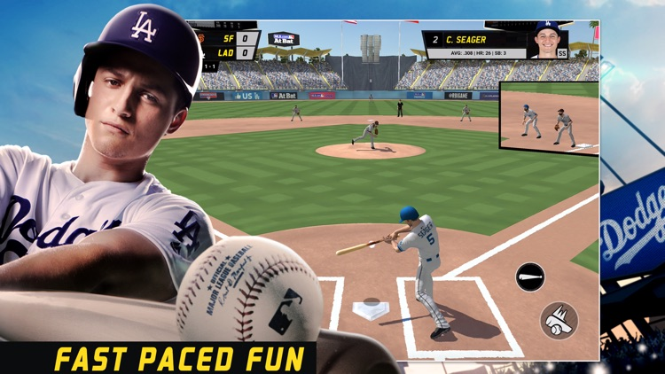 R.B.I. Baseball 17 screenshot-1