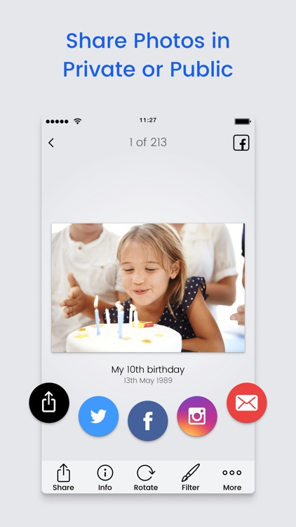 Photo Scanner Pro: Scan Albums screenshot-3