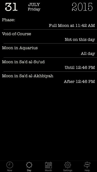 iLuna screenshot1