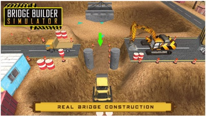 Bridge Builder Construction