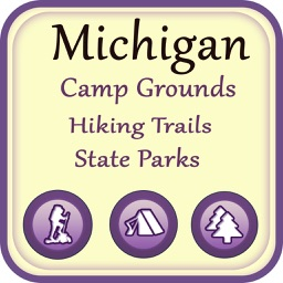 Michigan Campgrounds & Hiking Trails,State Parks