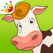 Dirty Farm: Toddlers & Kids Animal Learning Games