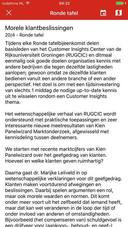 RUGCIC University of Groningen screenshot-3