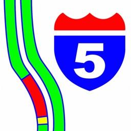 I-5 WA Traffic