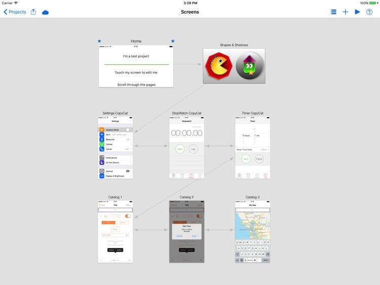 AppCooker 2.0 - Prototyping