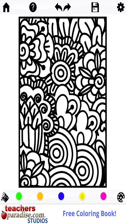 Artistry - Coloring Book for Adults screenshot-3