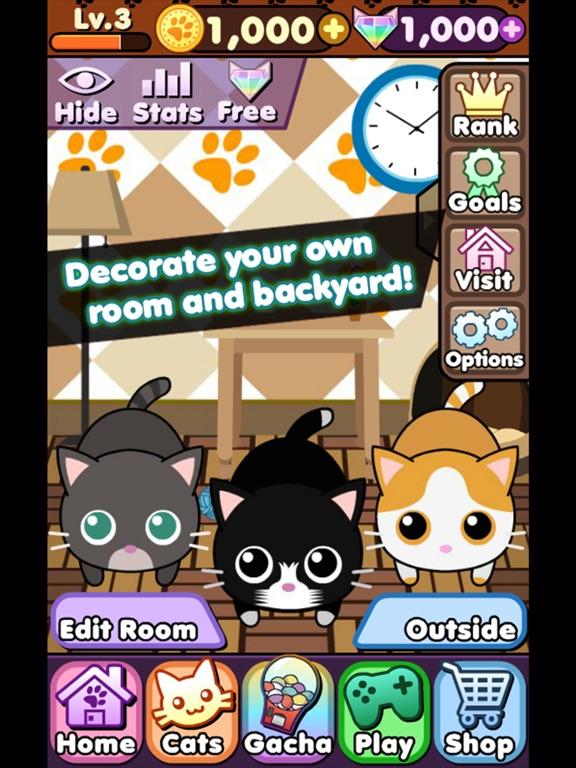 Neko Gacha - Cat Collector screenshot 8