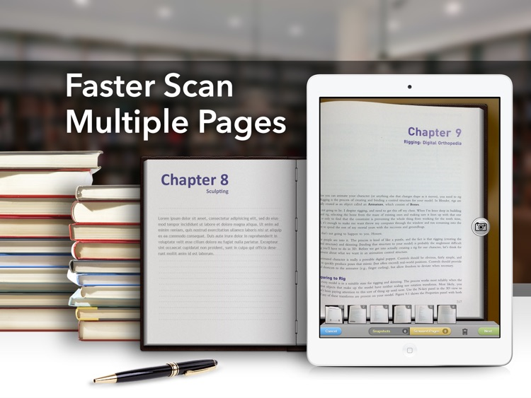 Faster Scan HD - PDF Scanner