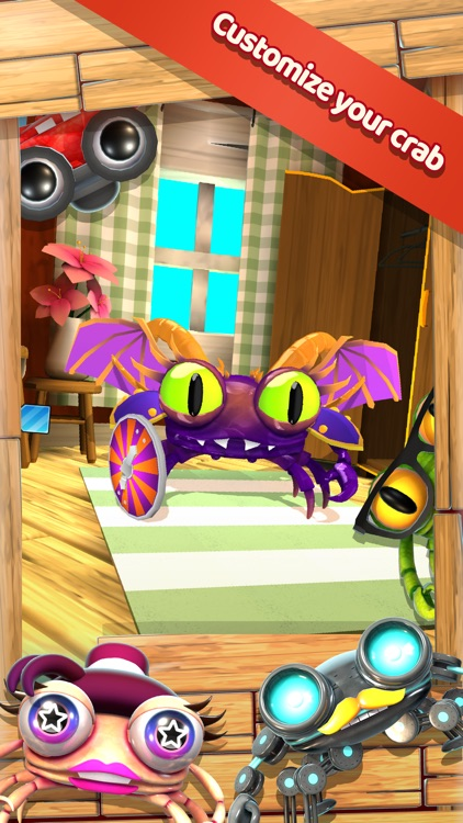 Mr. Crab 2 screenshot-2