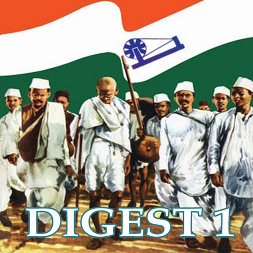 Great Indian Freedom Fighters Digest1 - ACK Comics icon