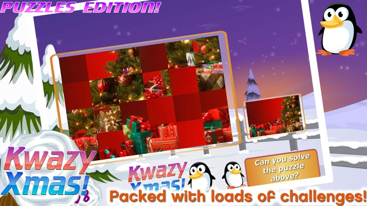 Christmas Games Xmas Challenging Fun Puzzles screenshot-3