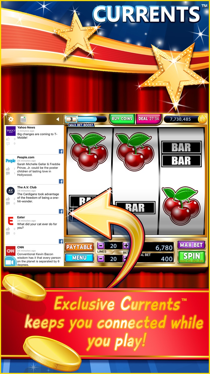 Big Win Slots™- New Las Vegas Casino Slot Machines Screenshot