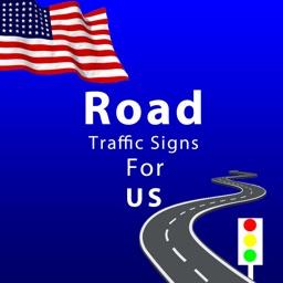 US Road Traffic Signs